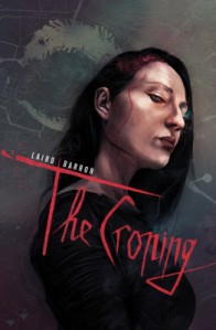 The Croning book cover