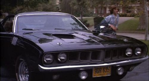 Phantasm's badass car