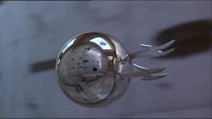 Phantasm's crazy silver orb