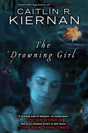 The Drowning Girl trade paperback cover