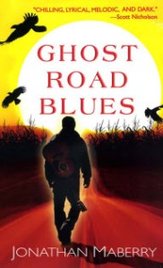 Cover of Ghost Road Blues