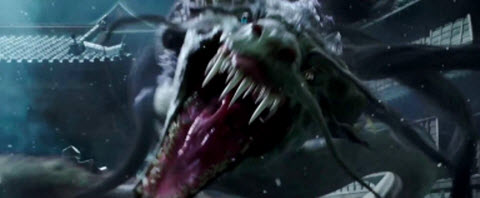 Dragon from 47 Ronin