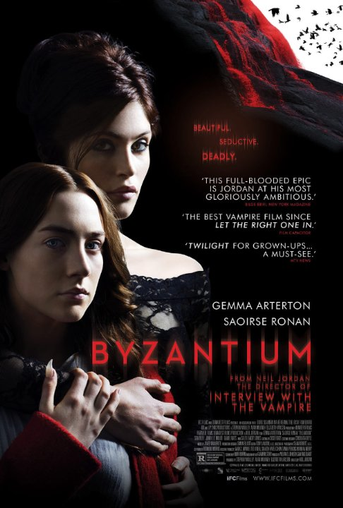 Movie poster for Byzantium