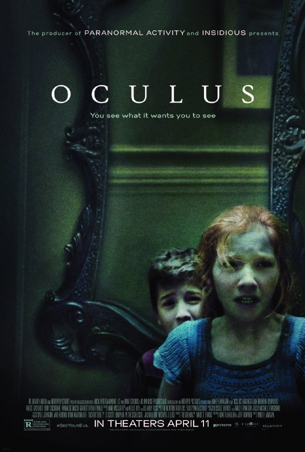 Movie poster for Oculus
