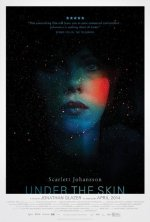 Movie poster for Under the Skin