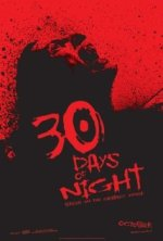 Poster for 30 Days of Night