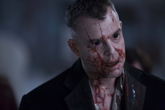 Still of head vampire in 30 Days of Night
