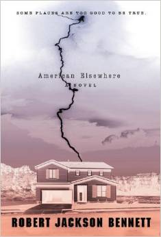 Cover of American Elsewhere