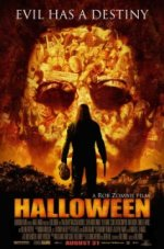 Movie poster for Halloween 2007