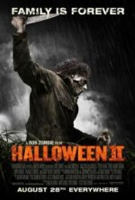 Movie poster for Halloween II 2009