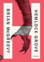 Original cover of Hemlock Grove