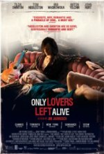Poster for Only Lovers Left Alive