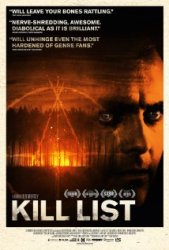 Movie poster for Kill List