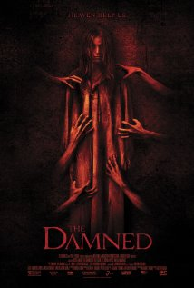 Movie poster for The Damned