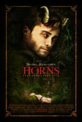Movie poster for Horns