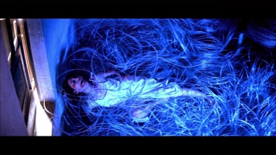 Image of room with wire in Suspiria