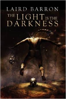 Cover of The Light Is the Darkness